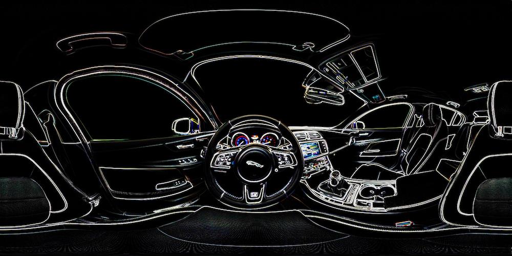 JAGUAR XE VR (2014)