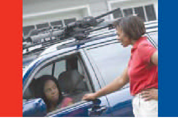 Teen Driving — Prevent Child Injury