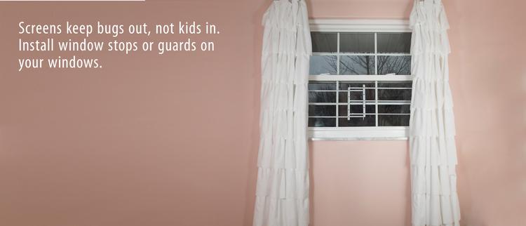 Children and Windows: A Dangerous Combination