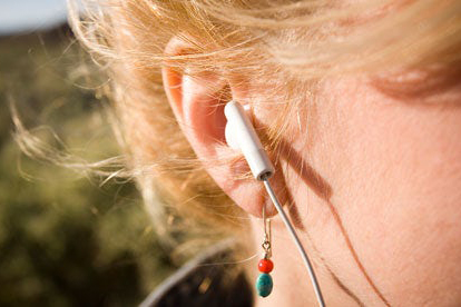 Listen-up-wearing-headphones-can-endanger-life-study finds-The-Guardian-photo