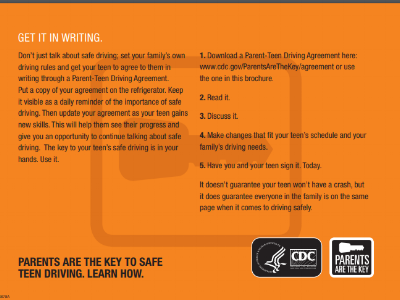 Parents' Guide to Safe Teen Driving – CDC*