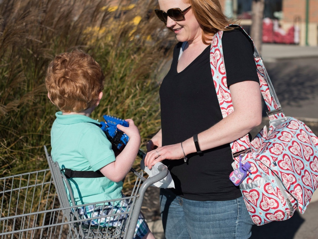 All Aboard for Shopping Cart Safety – Premier Health*