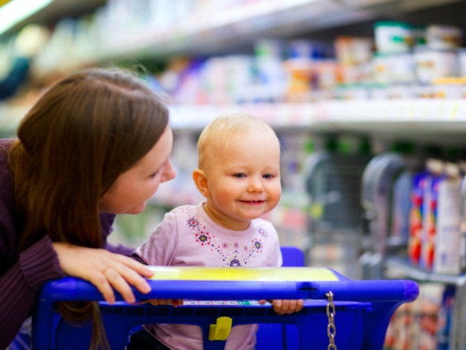 Falls from Shopping  Carts Cause Serious Head Injuries to Children – CPSC*