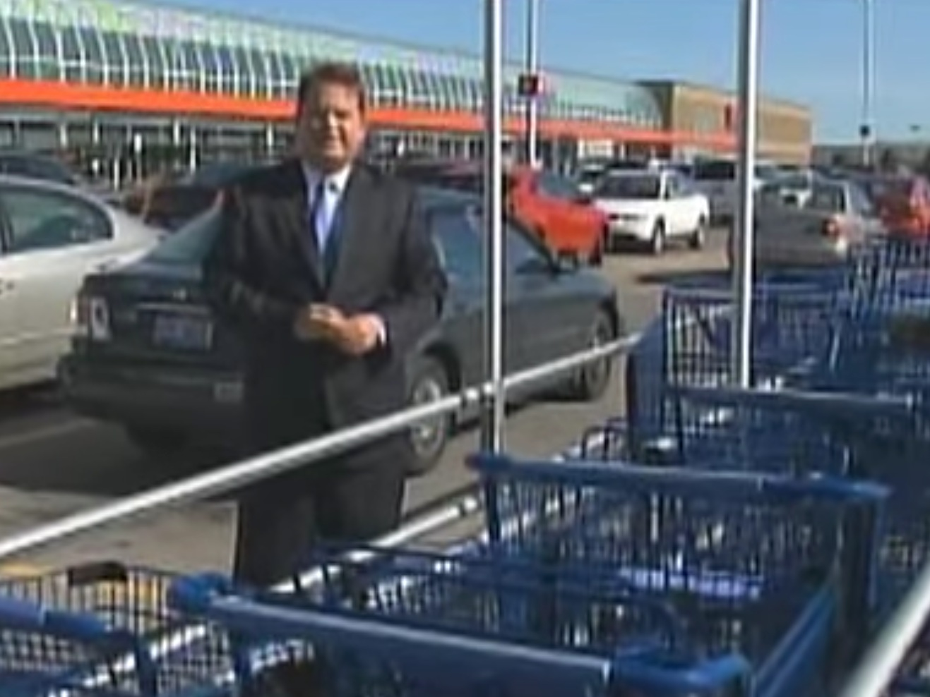 Shopping Cart Safety – WBNS-10TV*