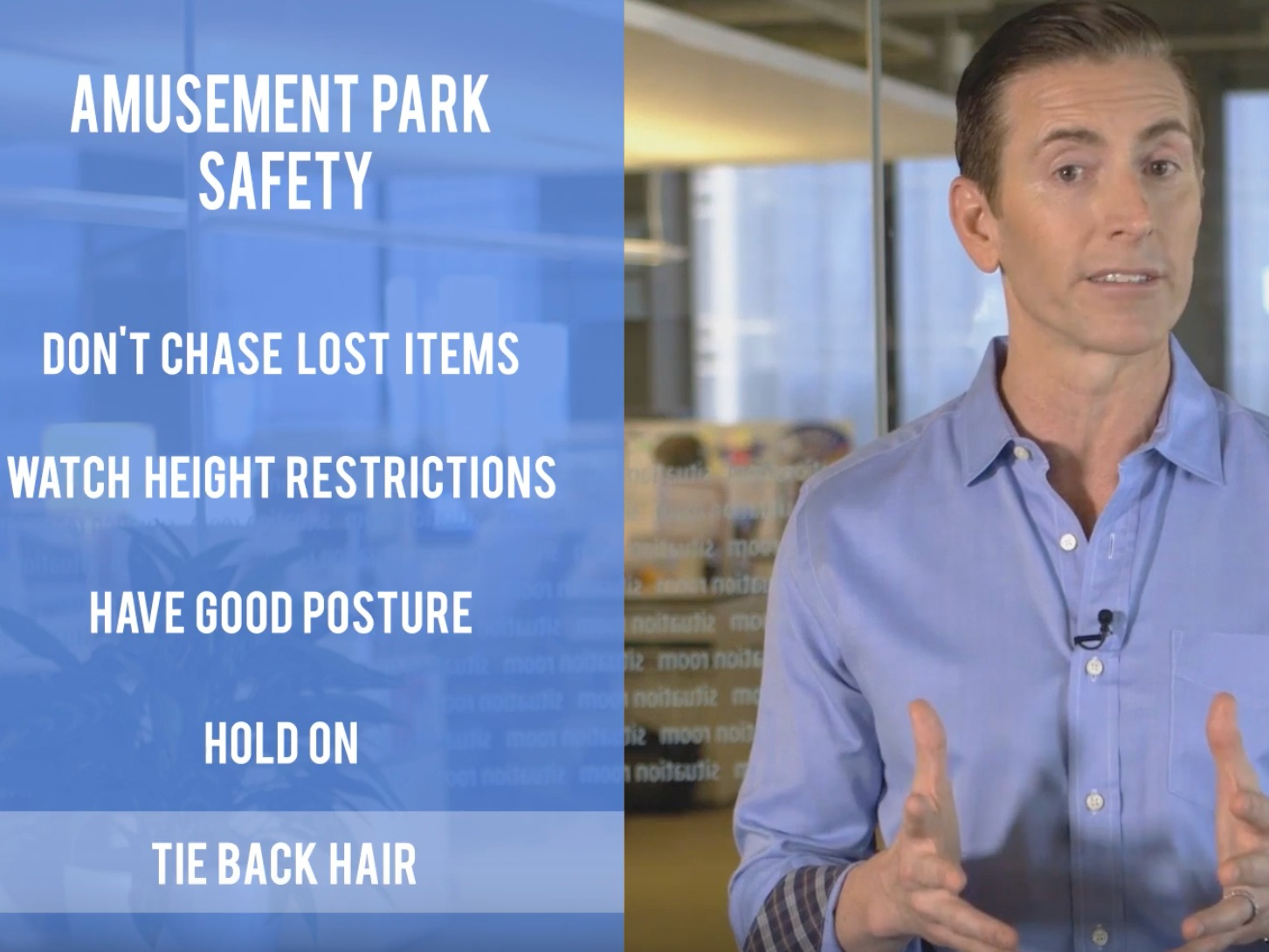 How to Stay Safe on Amusement Park Rides – WebMD News