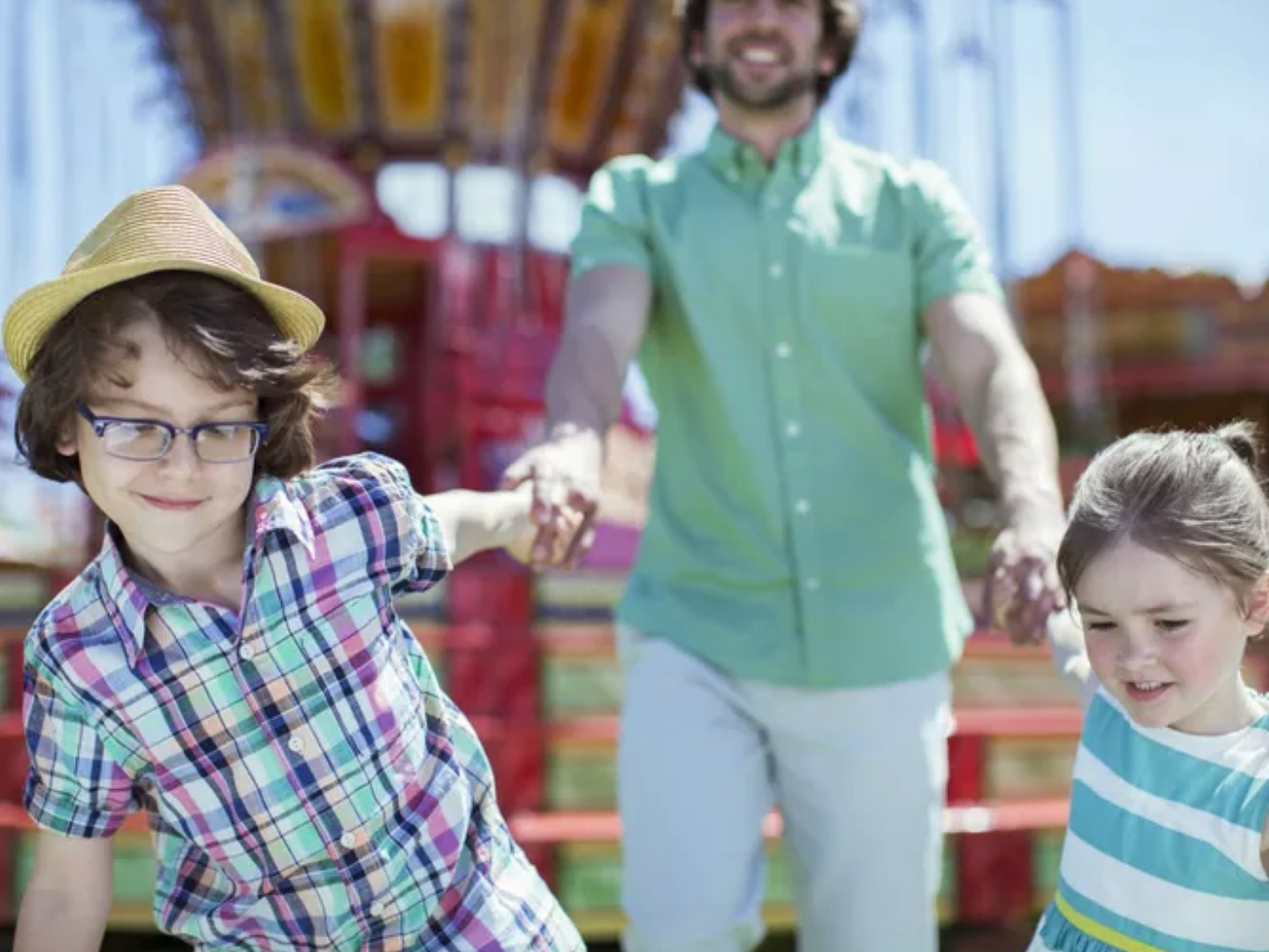 Safety Tips for Families at Amusement Parks – verywellfamily