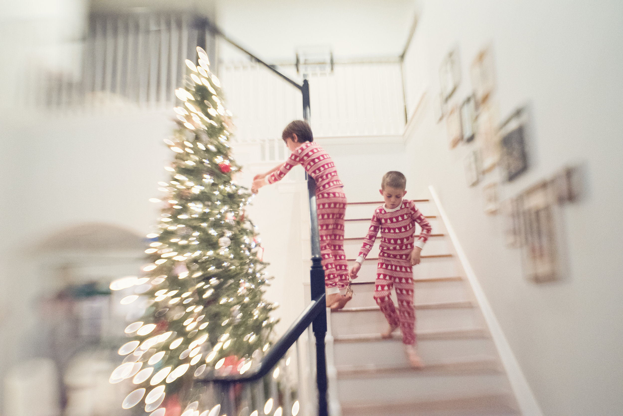 Christmas tree Traditions.  Lovely Matters by Heather Walker