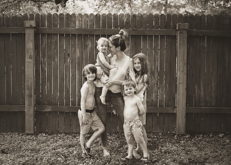Skip the perfection when taking photos with your children - Lovely Matters Blog - Heather Walker Photography
