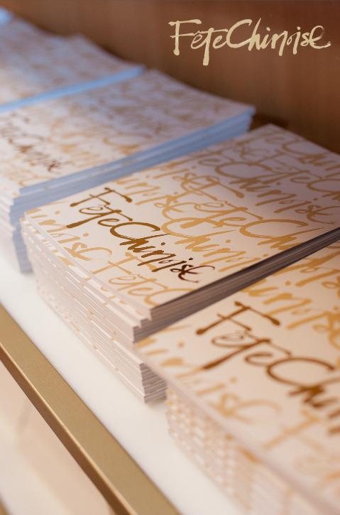 Keepsake exhibition book. Photo by Krista Fox Photography.