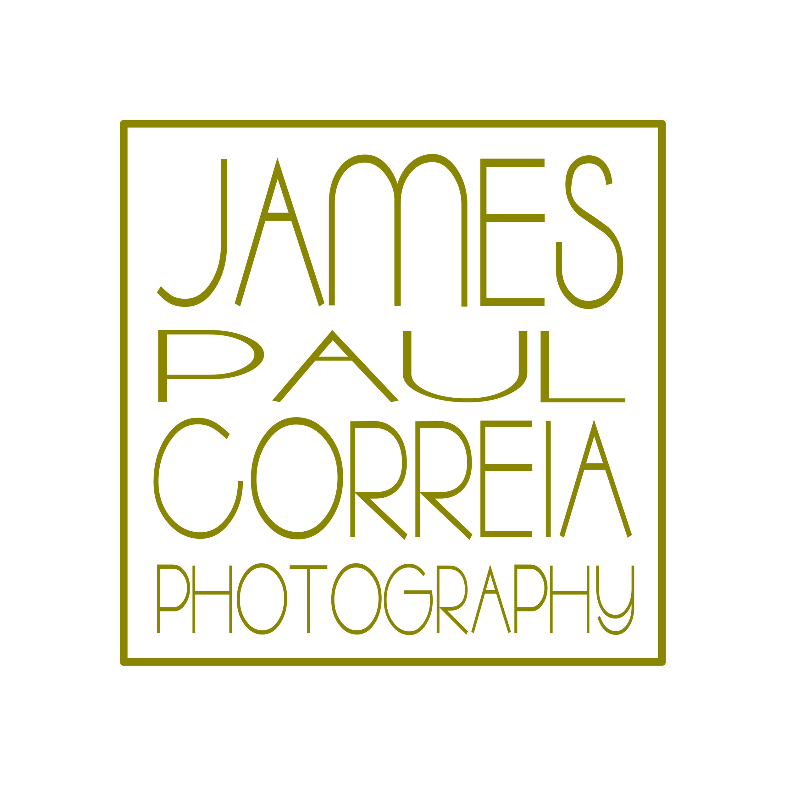 - International award winning photographer, James Correia, is a visual storyteller who thrives at capturing powerful emotions and genuine moments with a creative perspective.514.516.4712info@jamespaulcorreia.comwww.jamespaulcorreia.com