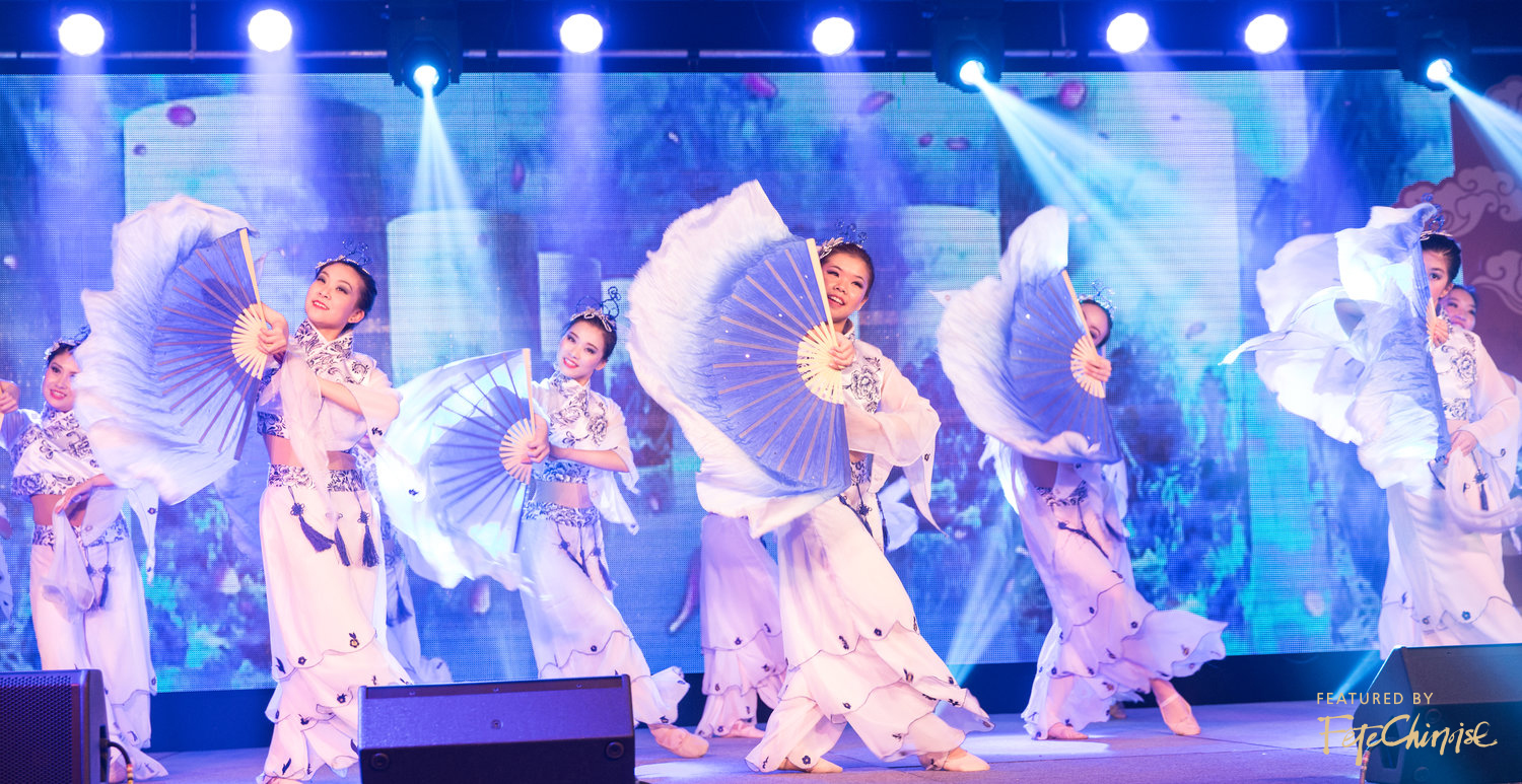 Opening performance by Chinese Collective Arts Association
