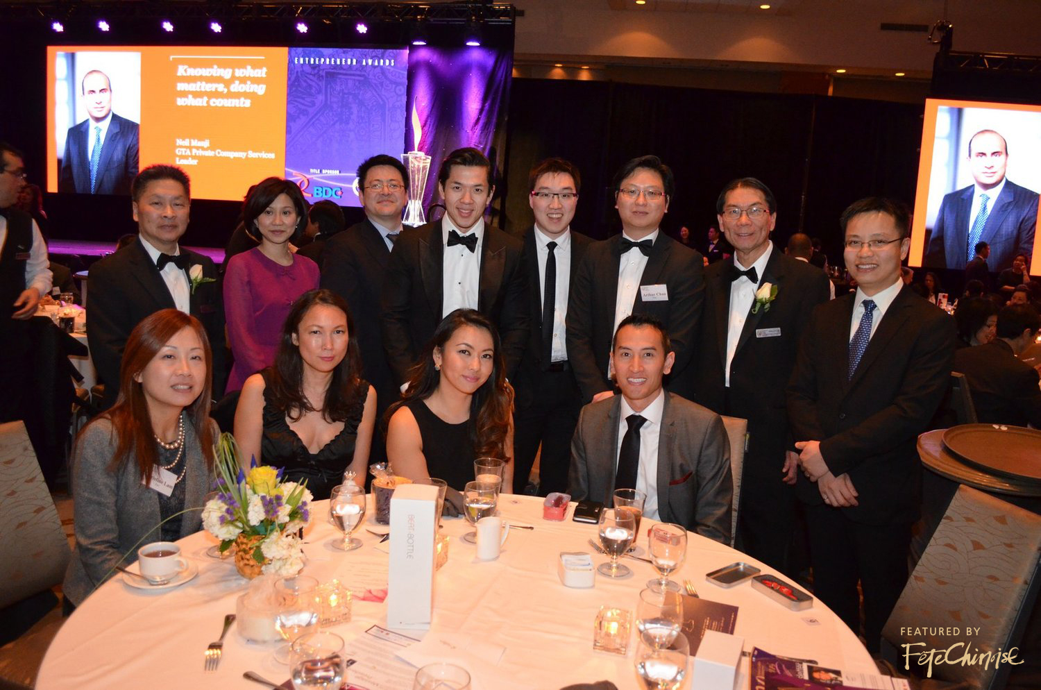 Guests of PwC