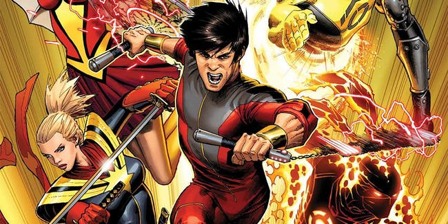 Shang-Chi in Action. Photo Credit: Marvel Studios