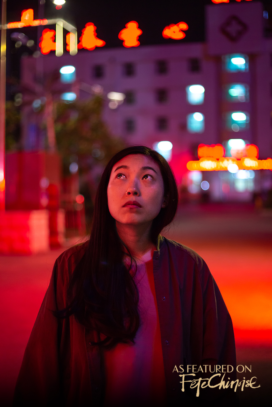Awkwafina, Photo by Casi Moss, Courtesy of A24