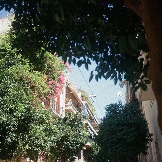 Athens 〰️ Agkistri