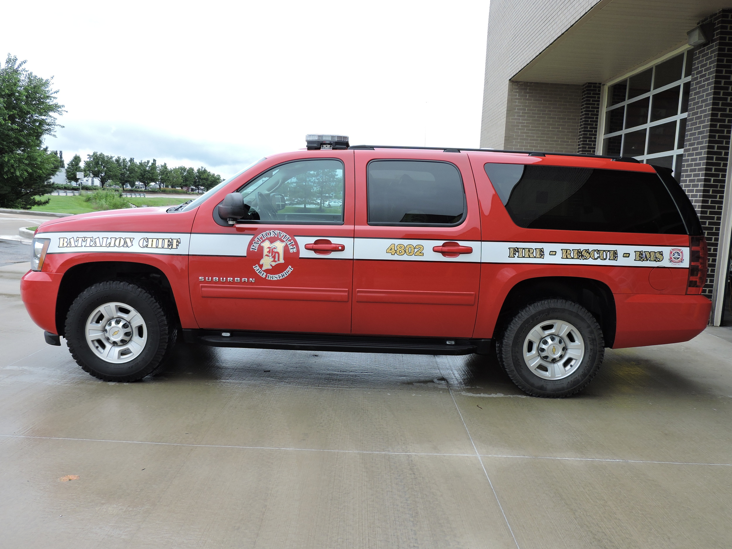 Equipment Gallery Pattonville Fire Protection District