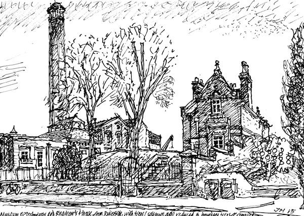 Engineer's House, Riverside, Cambridge