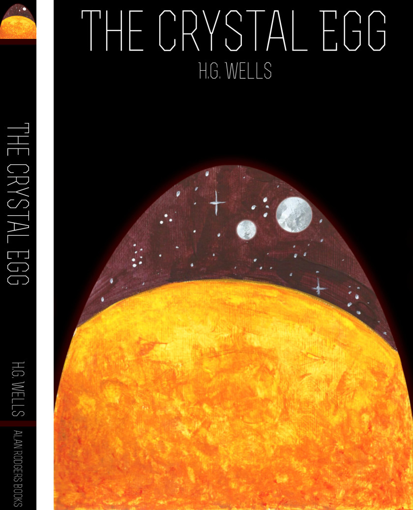 H.G. Wells Two Visionary Tales