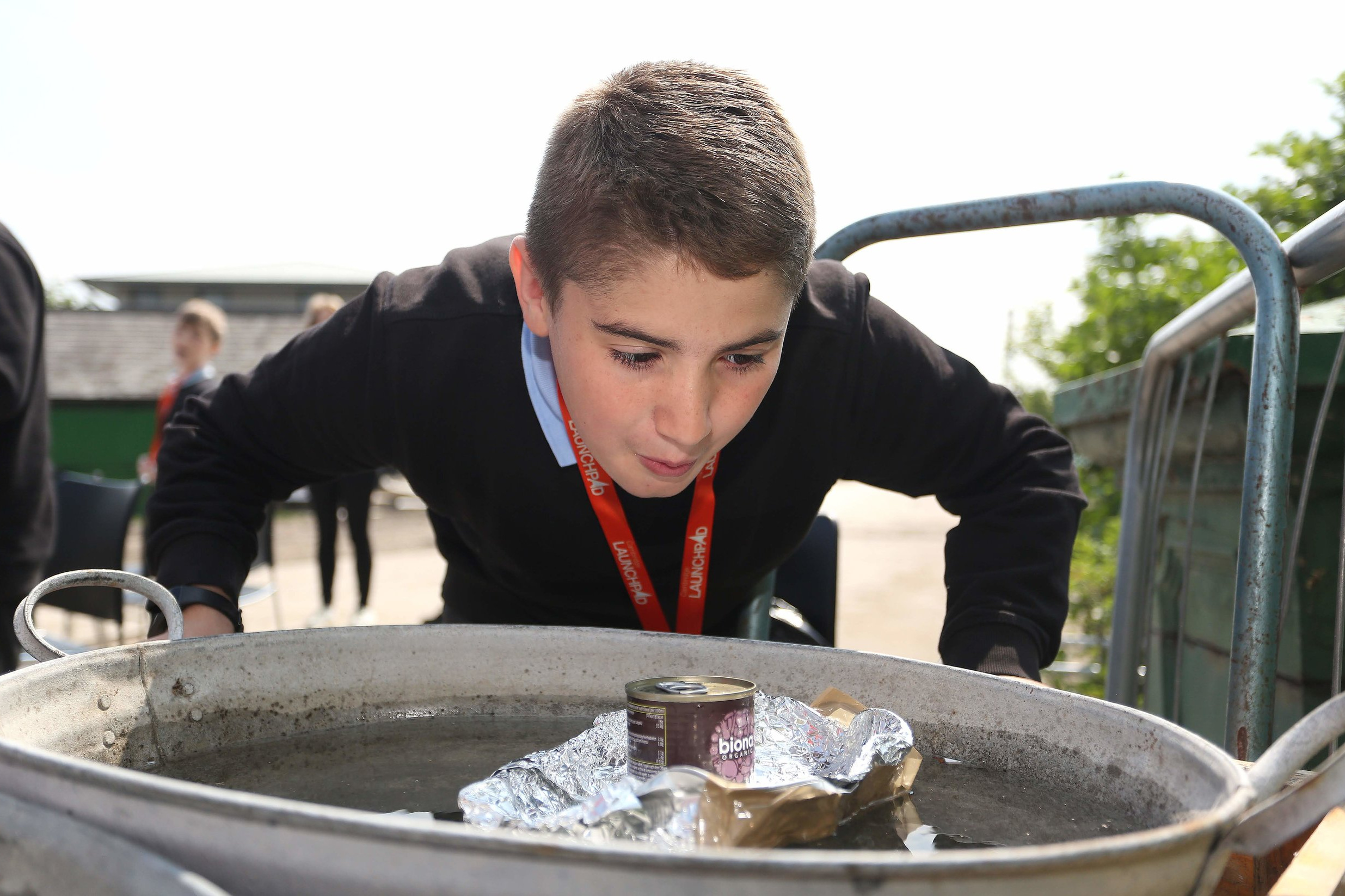 Moving in Water - Students are set a challenge of moving a small load across a small body of water using only a selected number of materials.Curriculum links: working scientifically, forces, properties of materials.