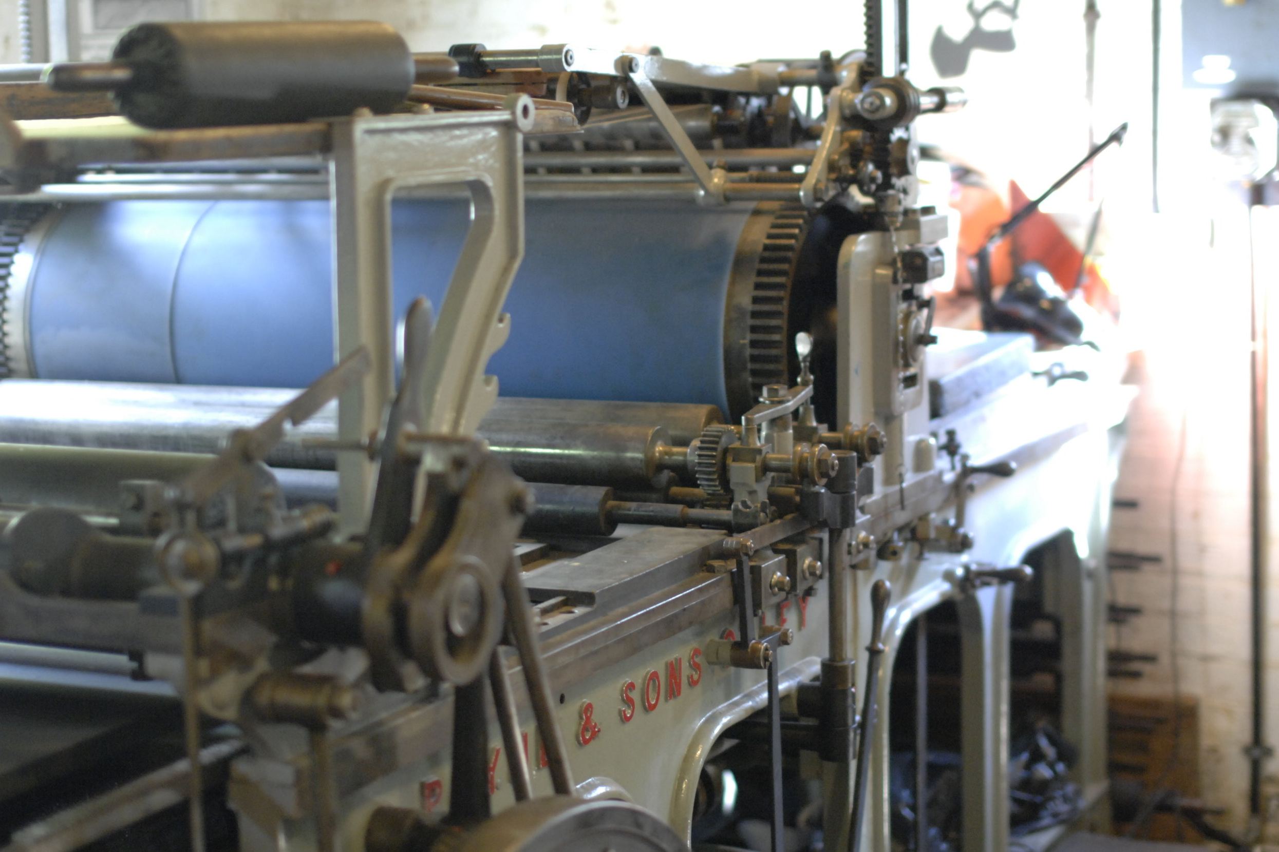 Using a Printing Press - Groups will be guided around the Museum's Print Room to observe the historic printing presses in use. They will also be able to try their hand at typesetting a short amount of text or set of images to make a card to take away with them.Curriculum links: