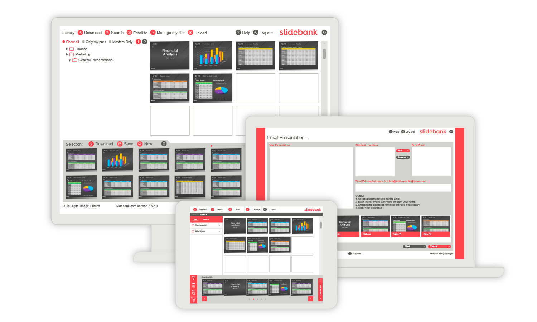 presentation management software online