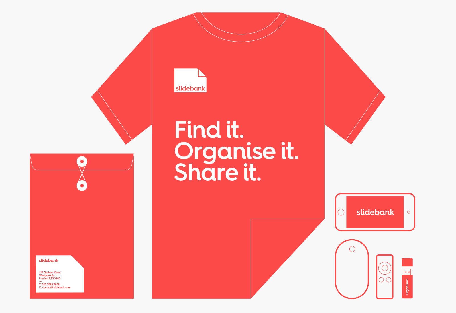 find it organize it share it