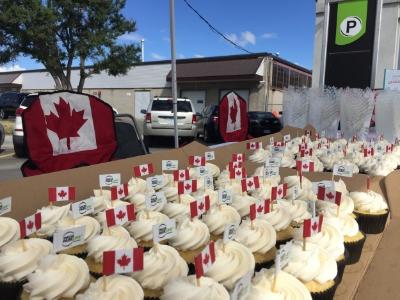 Precise ParkLink Celebrates Canada Day