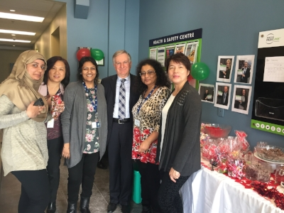 Precise ParkLink's Annual Valentine's Day Candy Bar