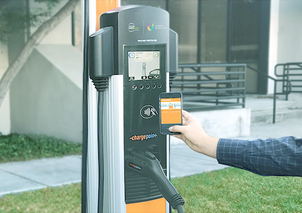 Your Perfect Match - Our expertise in parking combined with our electrical foundation and partnership with ChargePoint™ makes us today's go to source for EV charging stations. We will plan your EV infrastructure to ensure it is wired smart with your parking system.