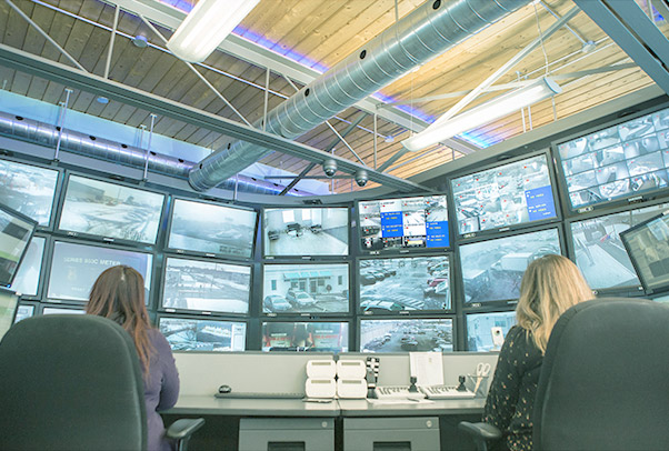 Remote Monitoring & Response - Enjoy the same peace of mind as you would with onsite parking staff, but at a fraction of the cost. Our monitoring facility has a real-time, two-way visual and audio connection to our systems.