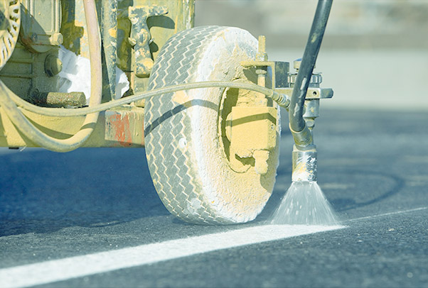 Construction & Maintenance - Our construction and maintenance team will keep your parking facility safe and profitable. We offer a full spectrum of services: snow removal, landscaping, paving, painting and power washing.