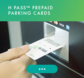 HPASS Prepaid Parking Cards
