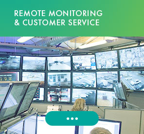 Remote Monitoring & Customer Service