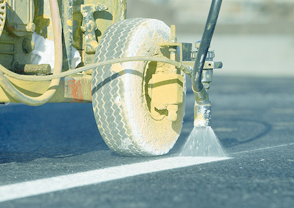 Line Painting - Our maintenance team provides full-service painting helping you maximize your parking revenue and mitigate risk on your property. We provide painting for parking space lines, cross walks, designated parking spots, curbs and walls.