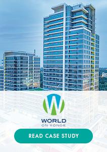 World On Yonge Read Case Study