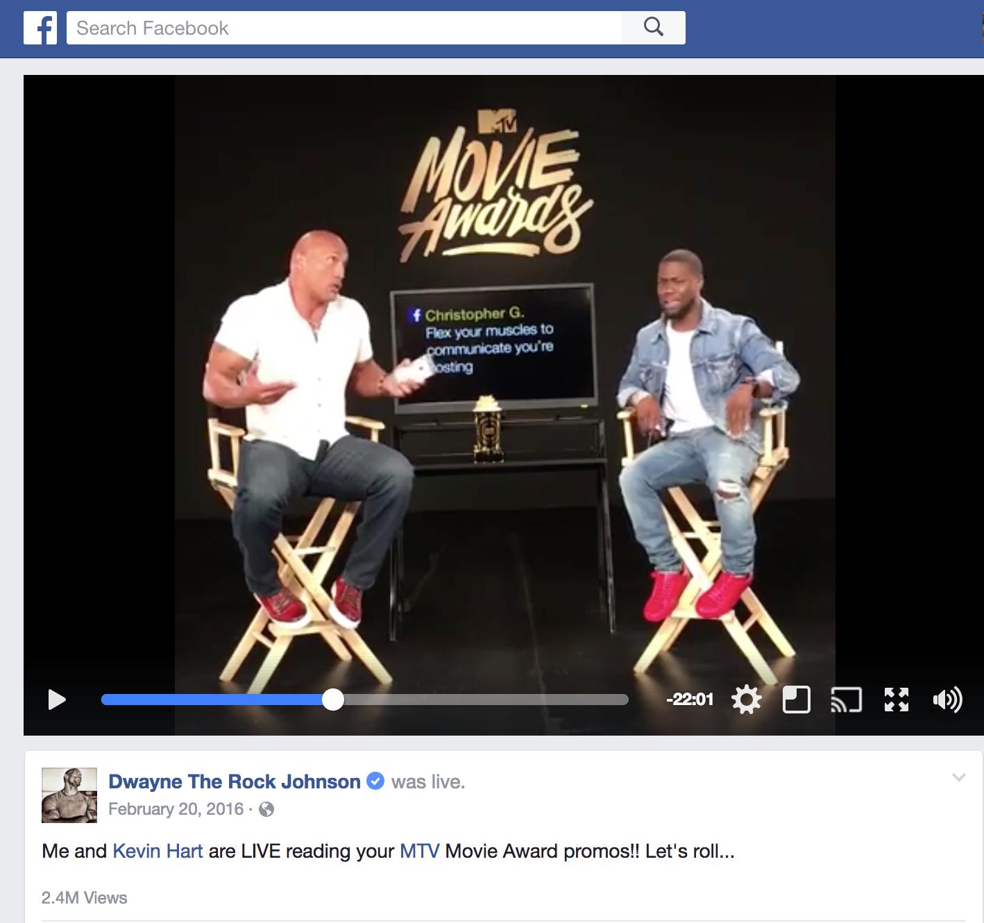 - Watch the livestream on FB