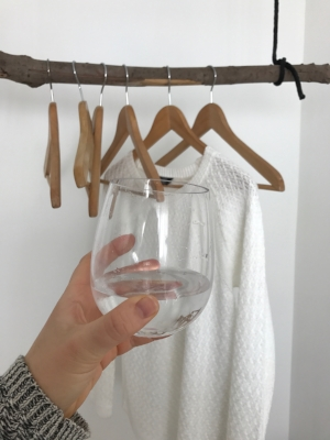Brought my favorite stemless plastic wine glasses (link below) to a weekend trip to Beacon, NY with Alex. Quick tip : Easy thing to throw in your suitcase for sipping water while traveling.