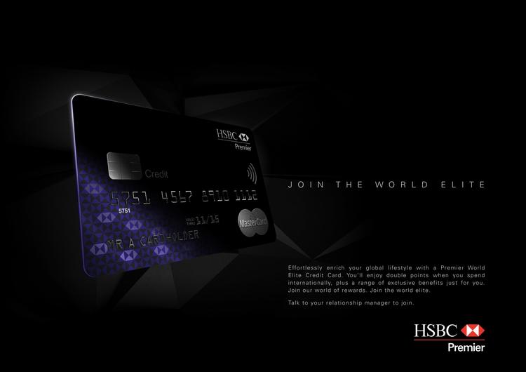 HSBC Premier World Elite Card — MARKO