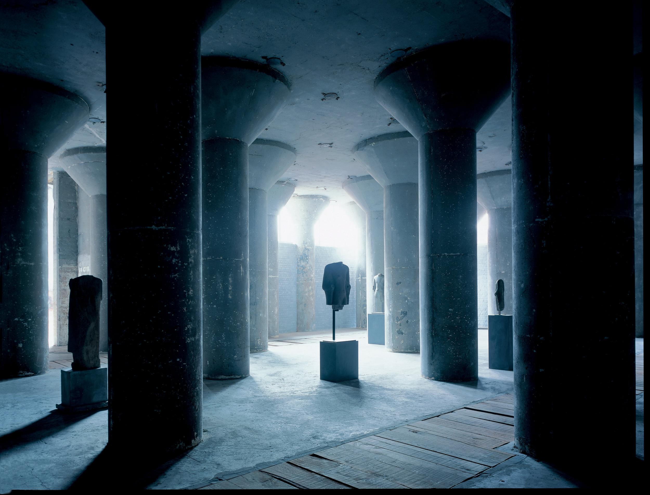 Karnak  © Laziz Hamani / Courtoisie Axel & May Vervoordt Foundation