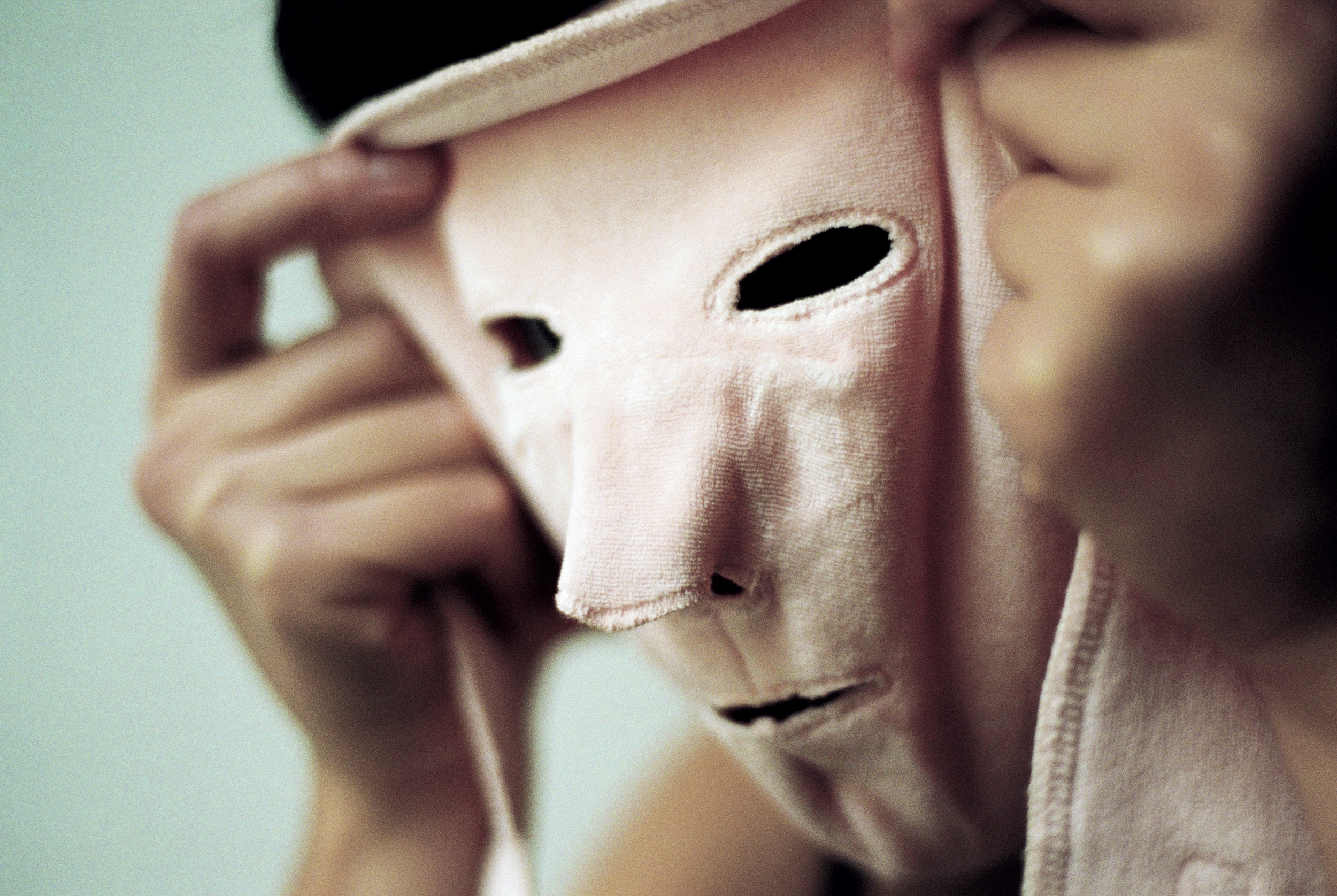 Mask, 2009, Jeanne Susplugas