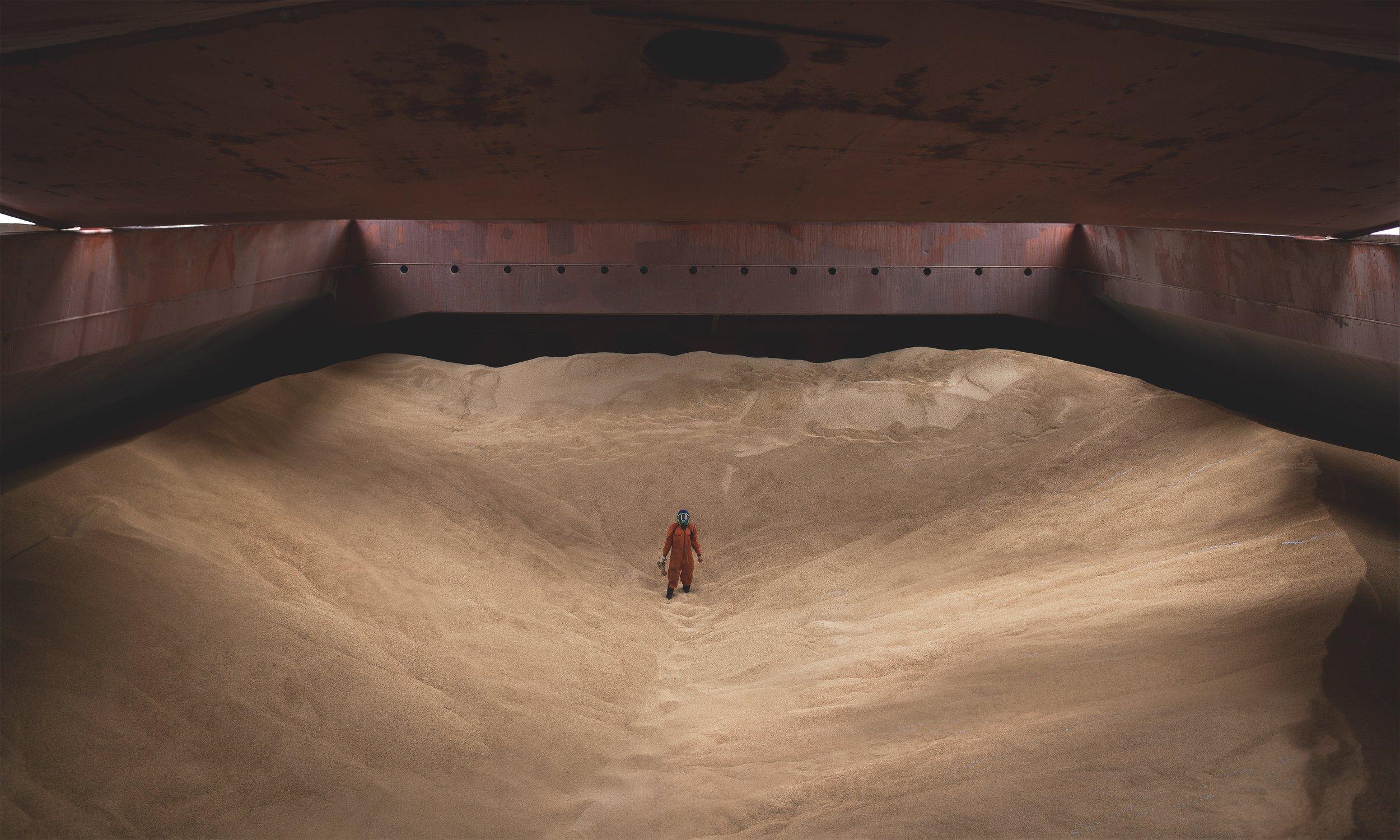 Desert on Board  (2016)  Série  Exotica, Erotica   Evangelia Kranioti  Courtesy Evangelia Kranioti + Vincent Sator