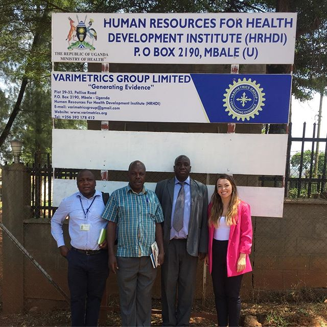 Pepal, together with our partner Baylor-Uganda, met with the Human Resources for Health Development Institute (under the Ministry of Health) to discuss future collaborations on the Leadership and Governance agenda in Uganda. Watch this (exciting) space! . . . . #leadership #ngo #humanresources #development #uganda