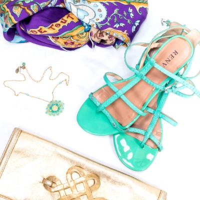 Accessories are the connective tissue of your capsule wardrobe