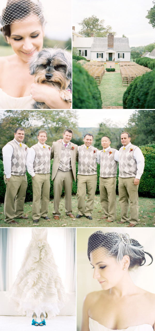 Jenn Mapp Bressan Wedding Pictures via Style Me Pretty, Photography by Jen Curtis