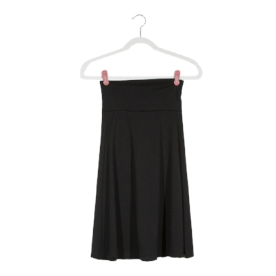 LuLaRoe Key Piece 4: Azure skirt, Black