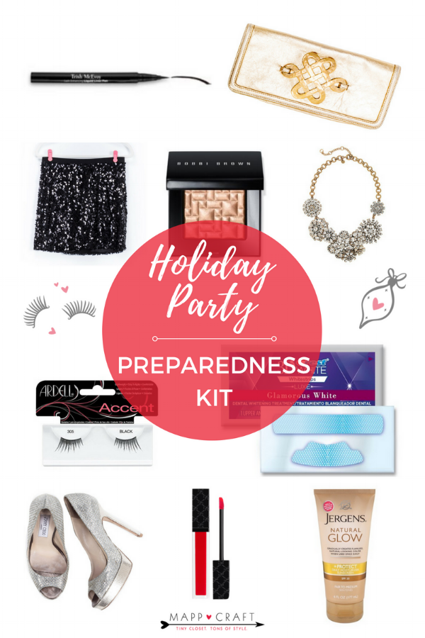The Essential Holiday Party Preparedness Plan