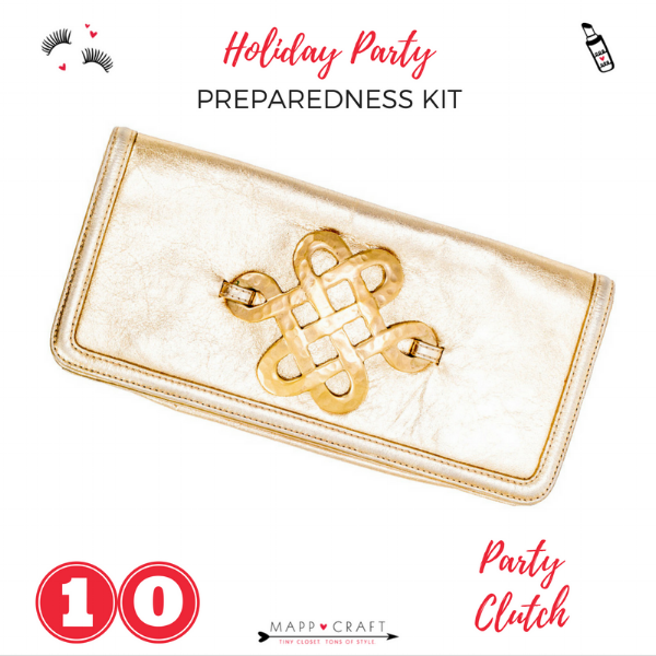The Essential Holiday Party Preparedness Kit | Party Clutch
