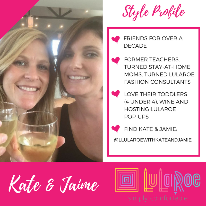 LuLaRoe Kate and Jaime