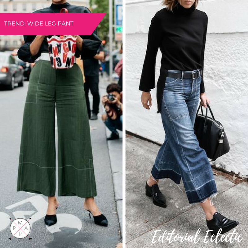 MappCraft | Editorial Eclectic Style Essential #2: Wide Leg Pants