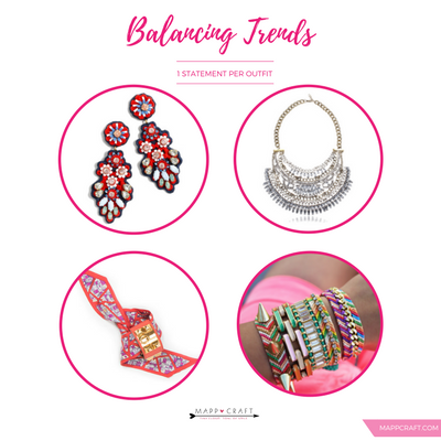 How to Accessorize Like a Stylist: Balancing Trends